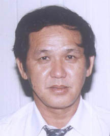 Chief Justice Ian Chang