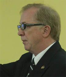 Canadian High Commissioner David Devine