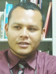 Jevon Rodrigues West Demerara Football Association (WDFA) president