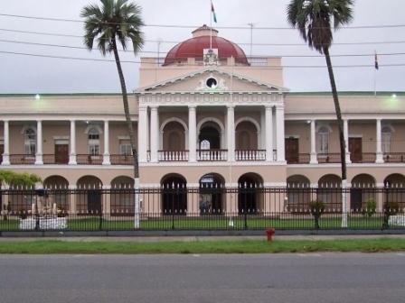 Guyana Parliament_0