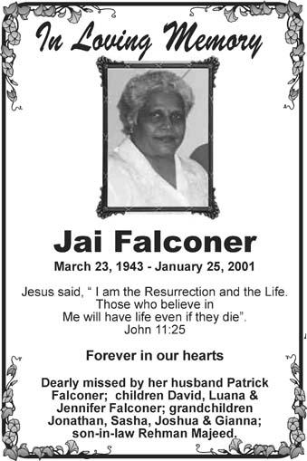 Jai Falconer