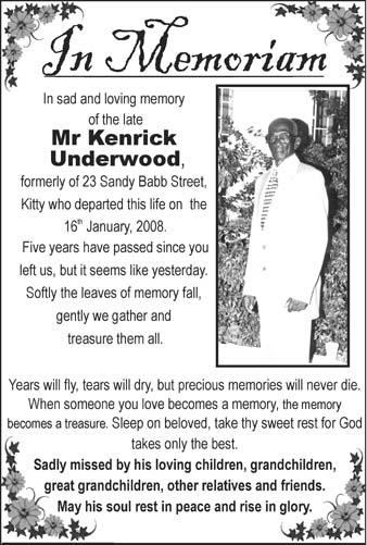 Kenrick Underwood