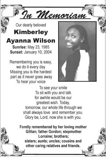 Kimberley Wilson