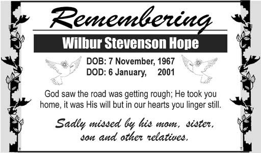 Wilbur Hope