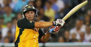 Aaron Finch recalled at the expense of David Hussey