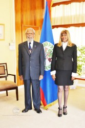 Guyanese judge elevated to Belize Court of Appeal