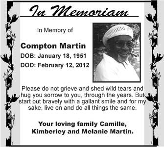 Compton Martin