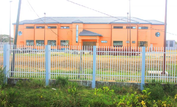 The Guyana Police Force Forensic Science Laboratory at Turkeyen, which is expected to become operational in the latter part of the year.