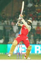 Gayle blasted an unbeaten 92 from 58 balls