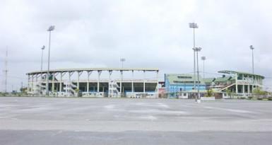 Guyana National Stadium (Arian Browne photo)
