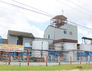 Demerara Distillers Limited at Diamond