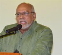 Donald Ramotar