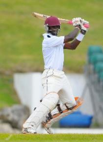 CCC captain Kyle Corbin ... top scored with 35.