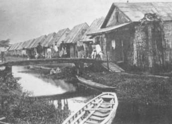 Logies circa 1890