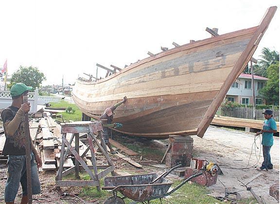 Building Noah's Ark!