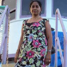 Bissoondaye  Geeta Seenath