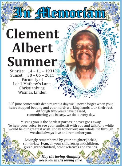 Clement Sumner