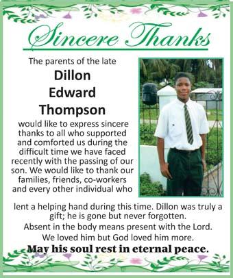 Dillon Thompson