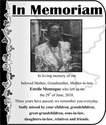 Estelle Montague