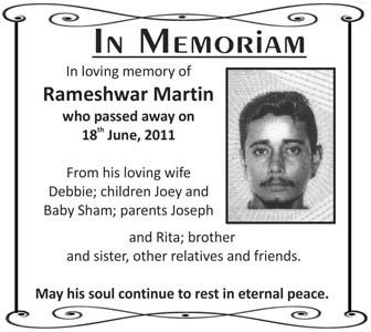 Rameshwar Martin
