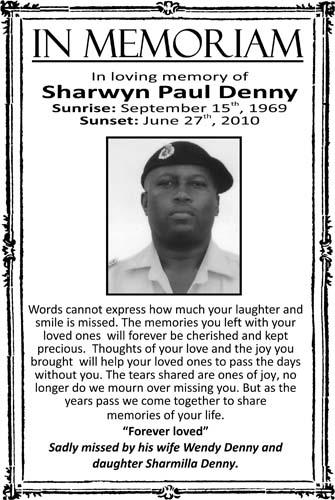 Sharwyn Denny