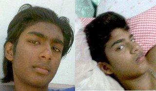 Arshad Kadir, 15, and Jafar Kadir, 17