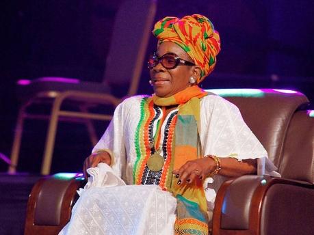 Rita Marley honoured by women - Stabroek News