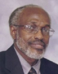 Dr Stafford Griffith