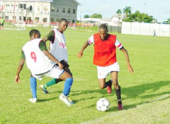 Action between GITC and Charlestown Secondary