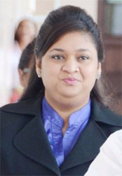 Priya Manickchand