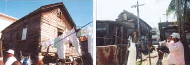 These photos are from the late 1960s and early1970s and were taken by Barrington Braithwaite.
