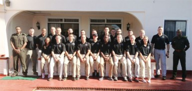 Members of the CULP programme