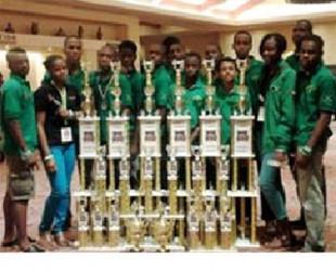 Jamaica grabbed a record 91 medals