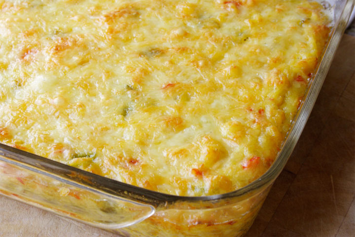 how to make corn pie with cream style corn