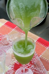 Cucumber-mint Cooler (Photo by Cynthia Nelson)