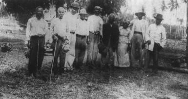 Group of Congos, Mahaicony