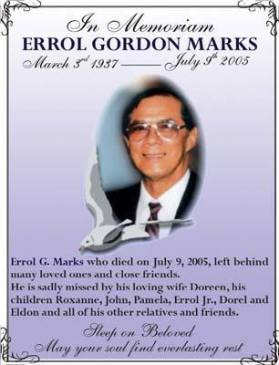 Errol Marks