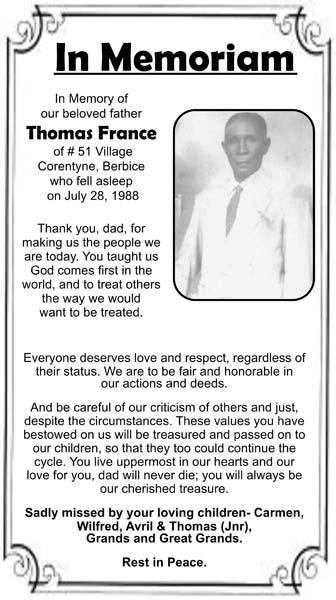 Thomas France