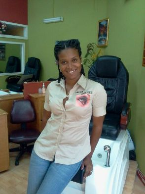 Melissa Clarke (Jamaica Observer photo)