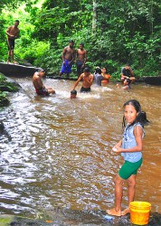 The Hosororo Falls