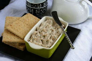 Chicken Spread (Photo by Cynthia Nelson)