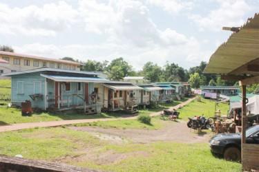 Living quarters in Mahdia.