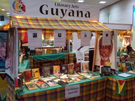 The literary booth