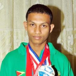 Golden Boy! Gumendra Shewdas.