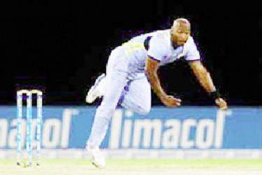 Tino Best has been singled out for his exceptional performances in the recent Limacol Caribbean Premier League where he bowled seven of the 10 fastest balls in the inaugural tournament.