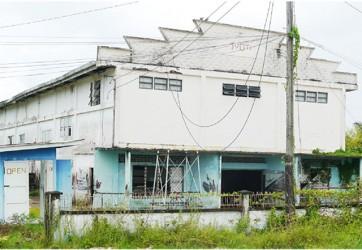 The former Jyoti cinema