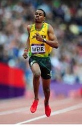 """Warren Weir: """"I would want to go, even if the other Racers athletes are not thinking of going. I would like to put a team together and go""""."""