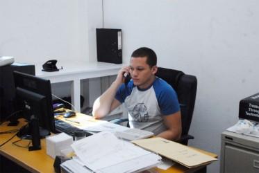 HFD Mining Supplies General Manager Zefan Dawson