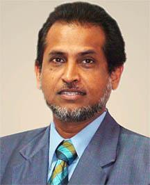 Trinidad & Tobago Independent Senator Subhas Ramkhelawan