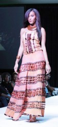 Mariska's Designs at Haiti Fashion Week